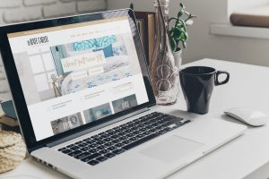 The Kate Cartel eCommerce WordPress website designed by Hola