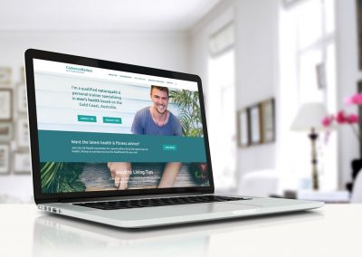 Gold Coast Naturopath Website